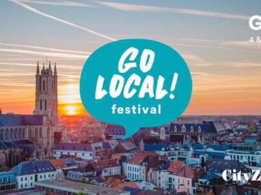 Go Local Festival op 4 en 5 mei